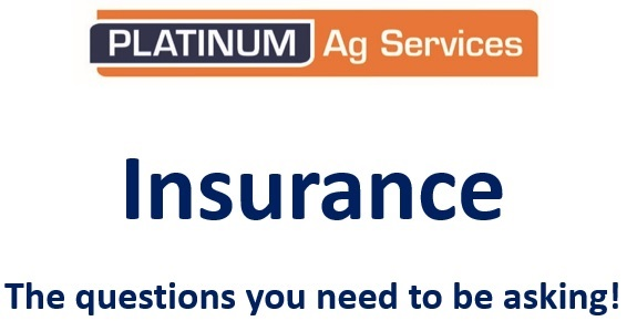 Coorong Platinum Ag Property Insurance QA Presentation SNAP SHOT